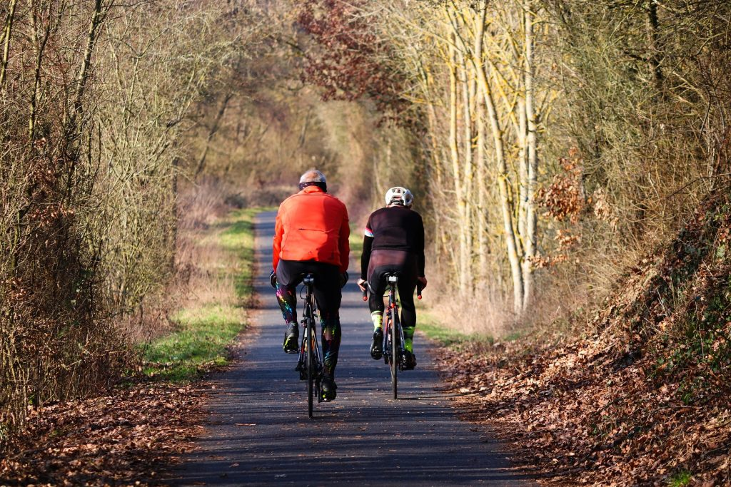 Biking for exercise with POTS Syndrome