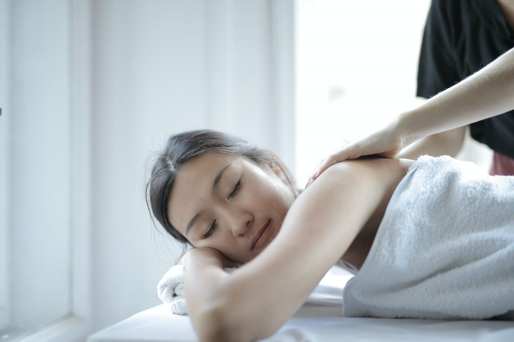 Massage therapy to manage pain with chronic illness