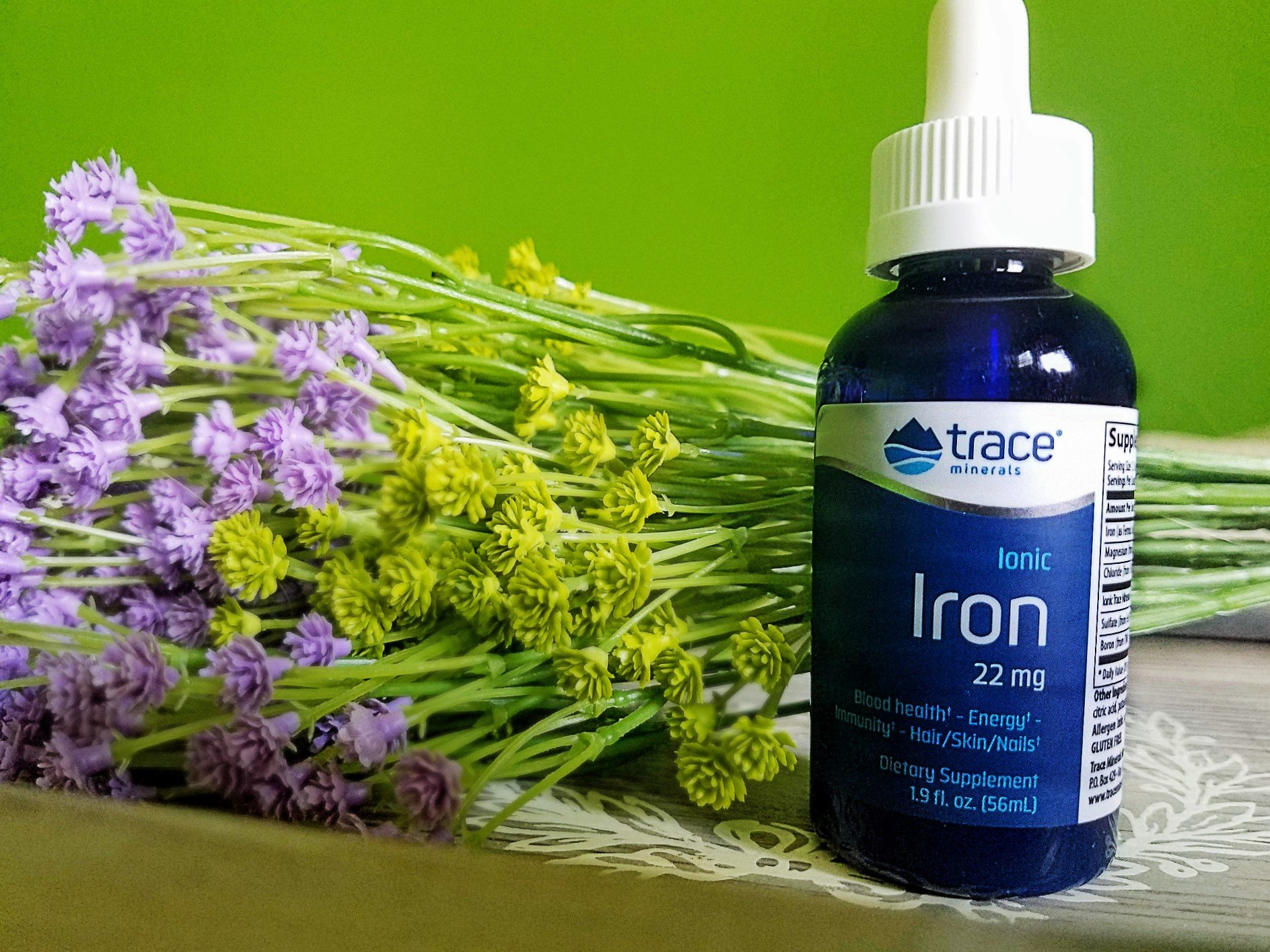 how to raise iron levels when you're deficient