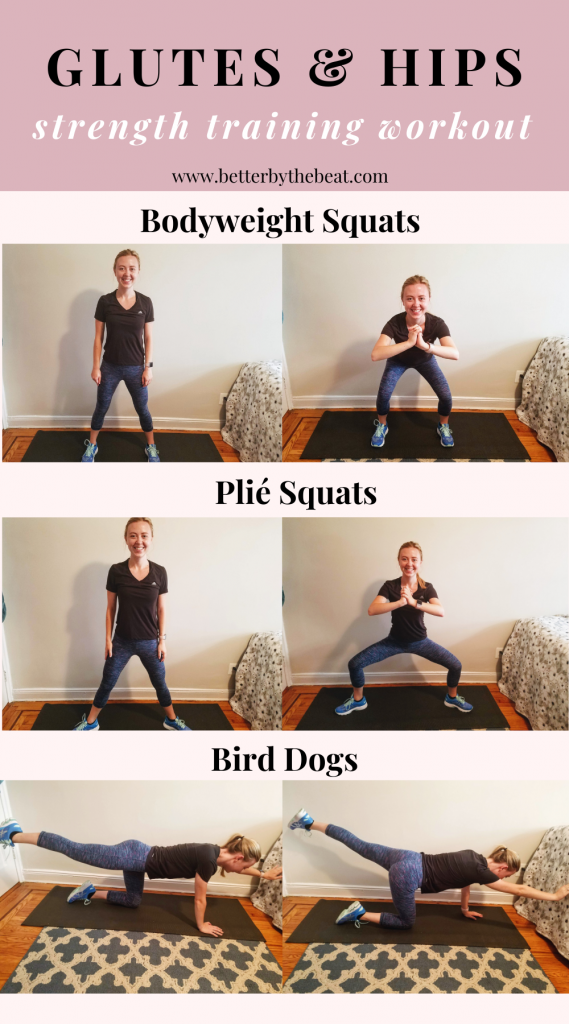 Exercises to strengthen weak glutes and ease hip pain