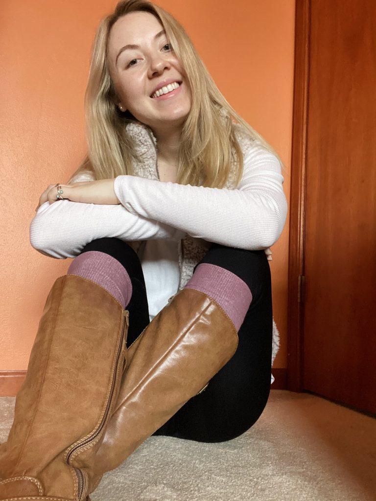 VIM & VIGR stylish compression socks review